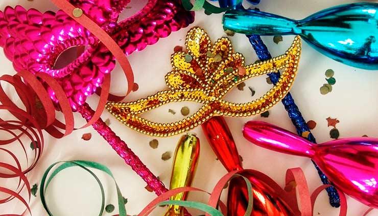 Festa de Carnaval e Mascaras