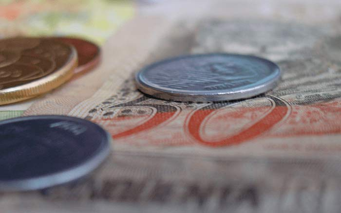 Imagem de moeda para ilustrar post sobre como calcular previdência privada