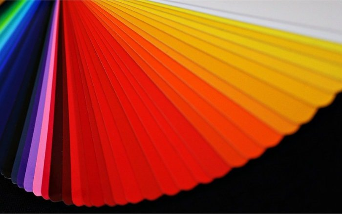 Paleta de cores - cores que combinam com cinza