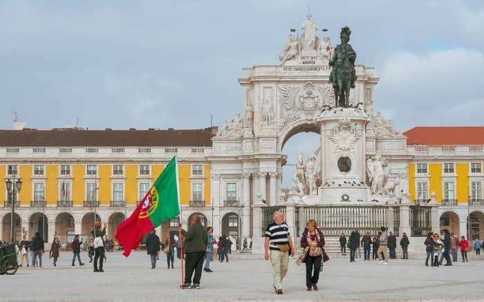 Imagem de Portugal para ilustrar texto sobre roteiro de morar em portugal