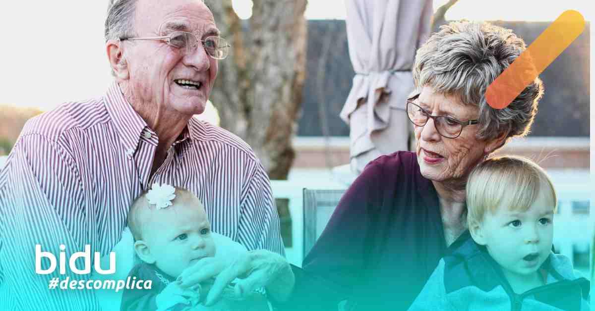 seguro de vida para idoso e hábitos que aumentam a expectativa de vida