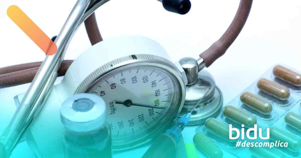 imagem de equipamentos médicos para texto sobre doenças preexistentes no seguro de vida e seguro de vida ou plano de saúde