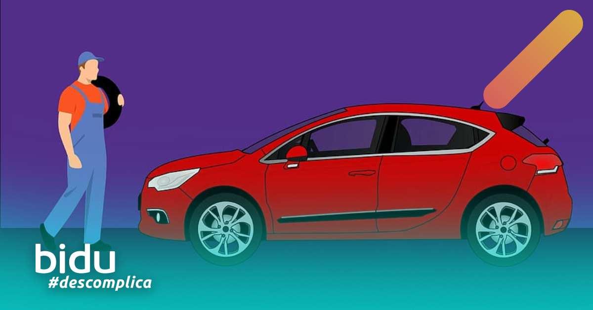 balanceamento e geometria do carro